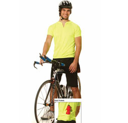 HIGH VISIBILITY CYCLING TOP - Brand Expand