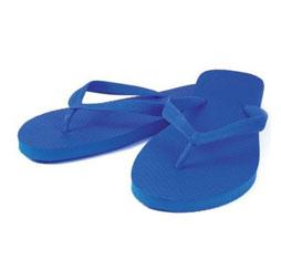 Custom Printed Slipper Rubber Thongs - Brand Expand