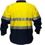 PRIME MOVER FIRE RETARDANT CONTRAST SHIRTBrand Expand